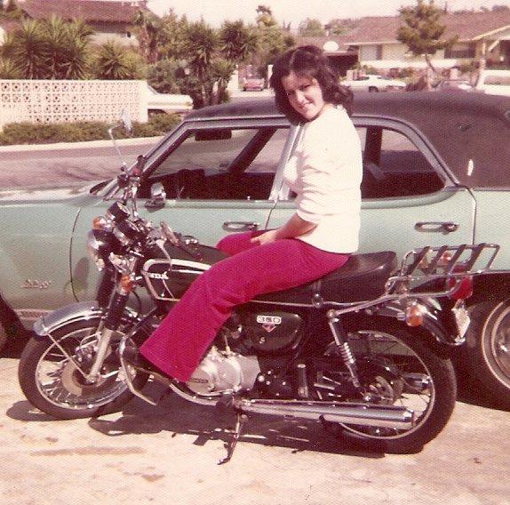Motorcyclemama