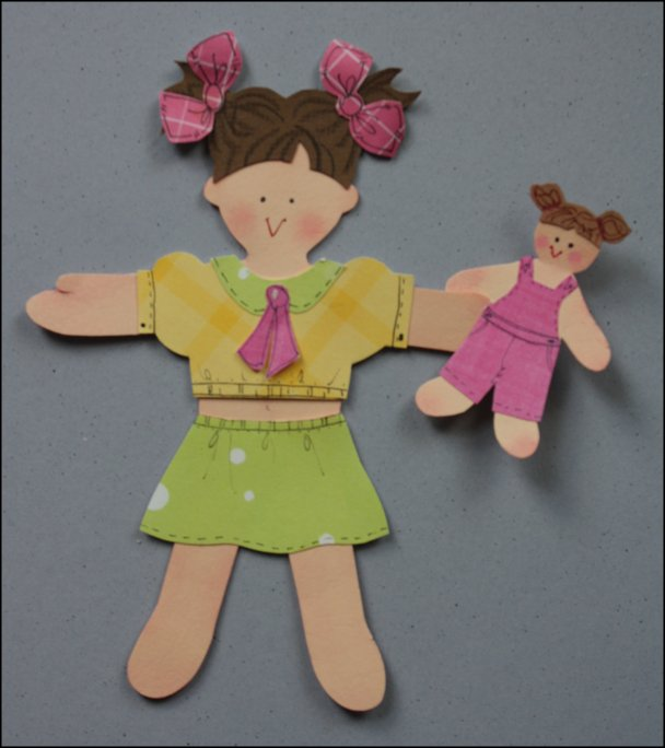 Play dolls