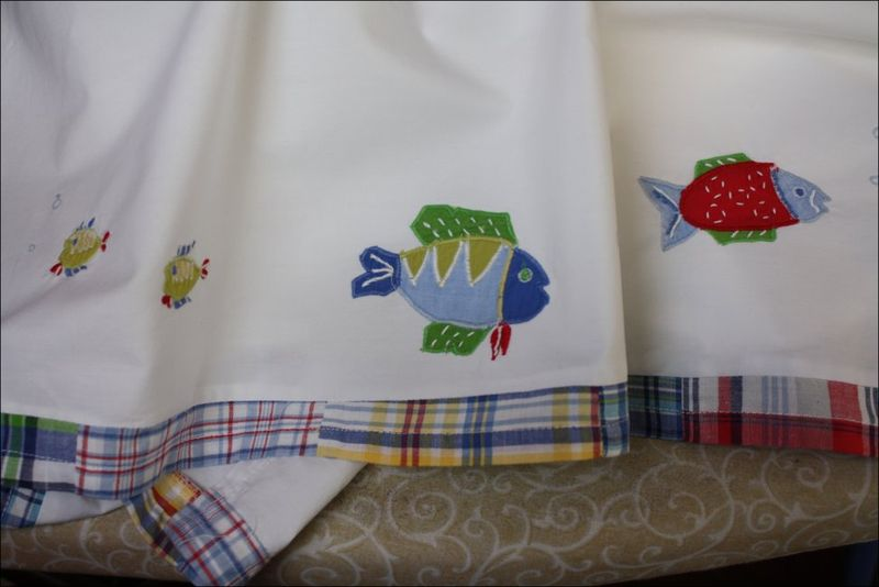 Fishy Fabric