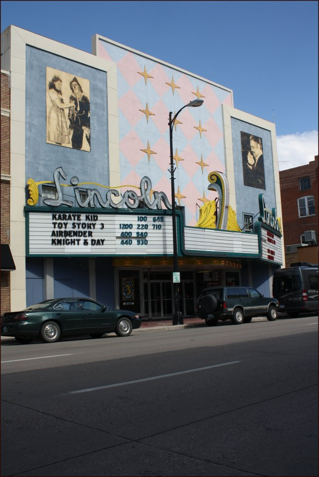 Lincoln Theater, Cheyenne WY