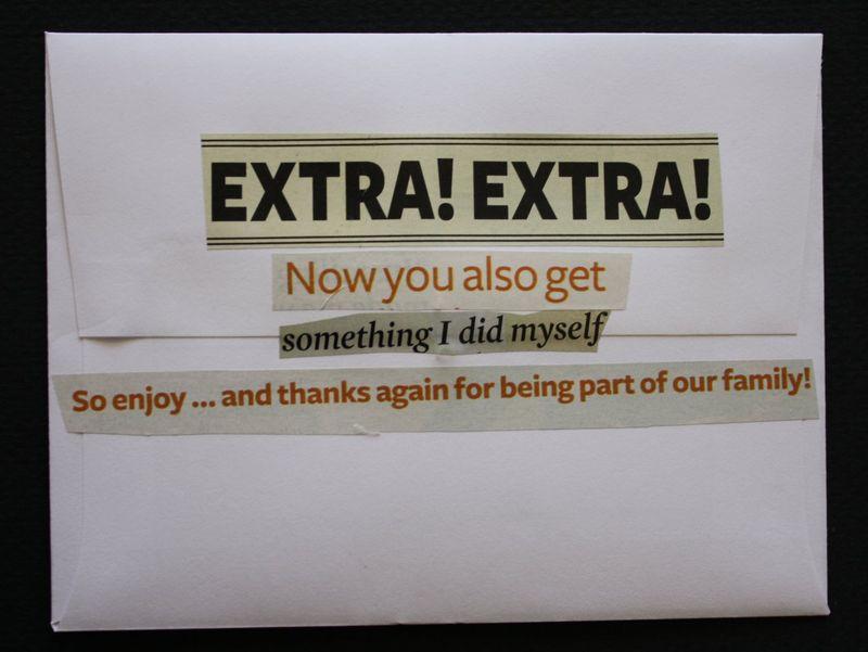 Extra envy