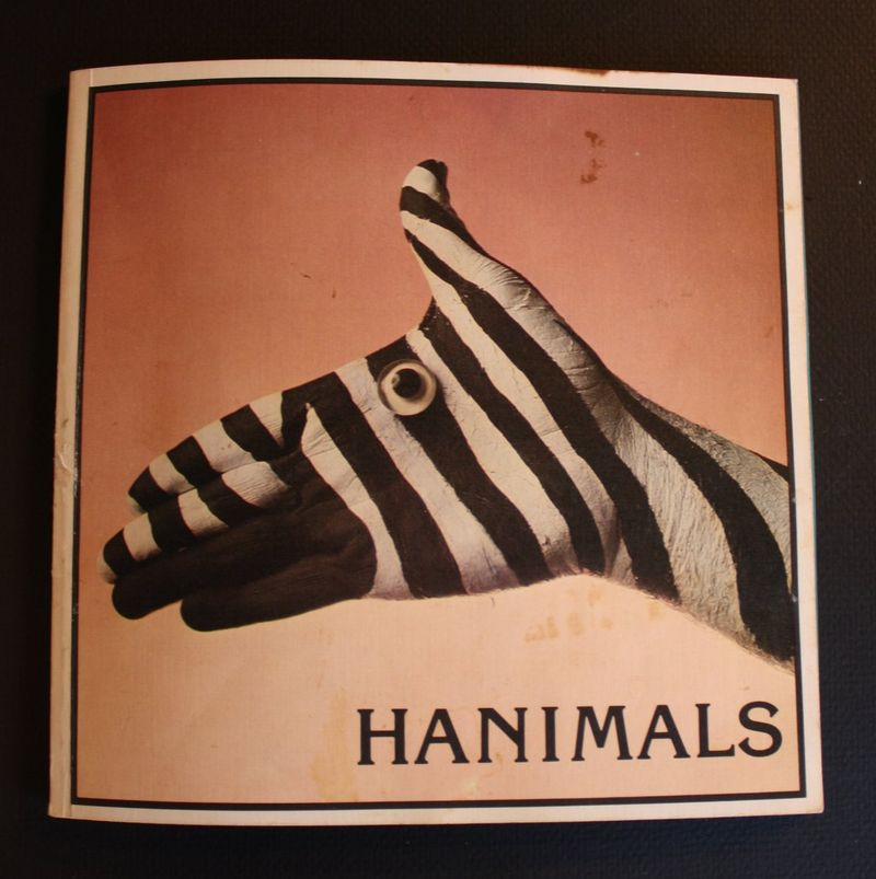 Hanimals book cover