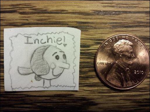 Dan's Inchie