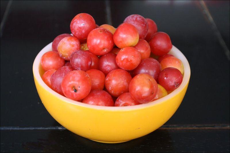 Cheerful bowlful