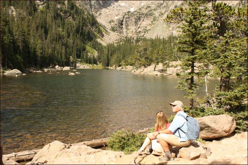 Dreamers at Dream Lake