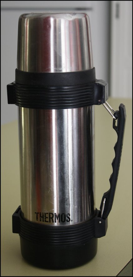Daddy's Thermos