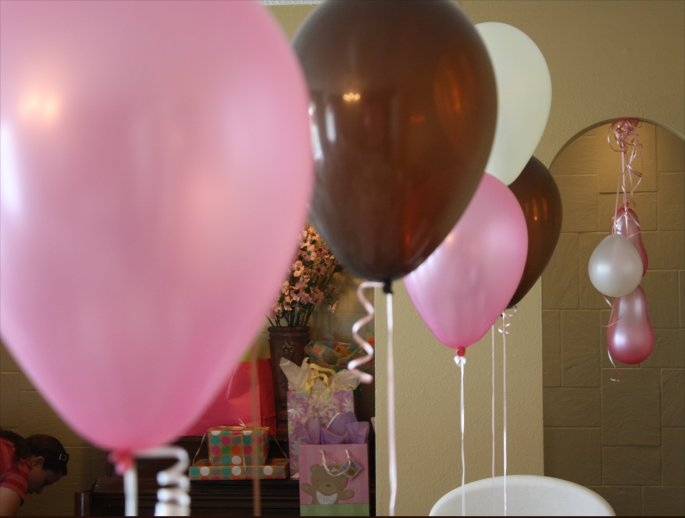 Table Balloons