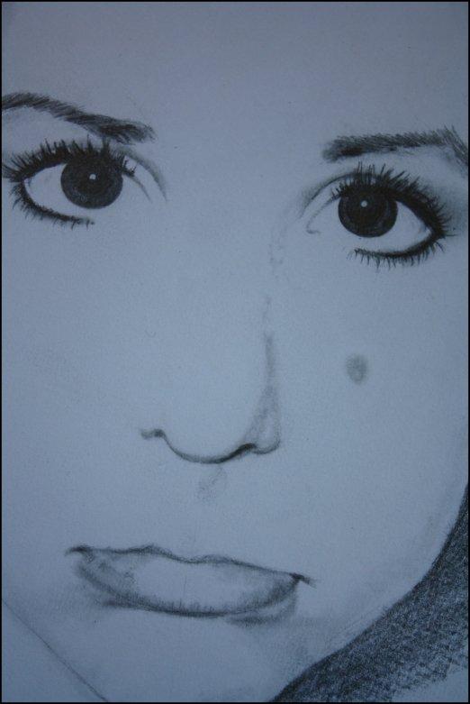 Mary Martian Sketch