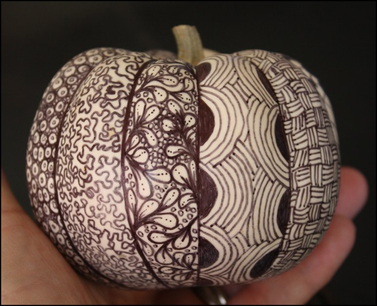 Tangled Pumpkin
