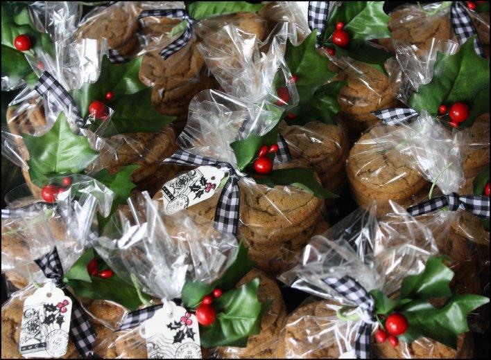 Sea of cookie bags
