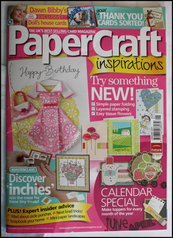 PaperCraft magazine