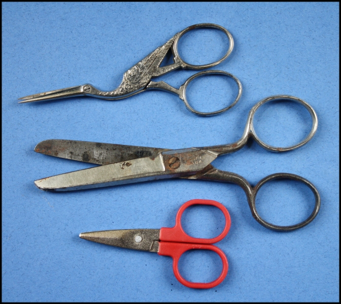 Little, old scissors