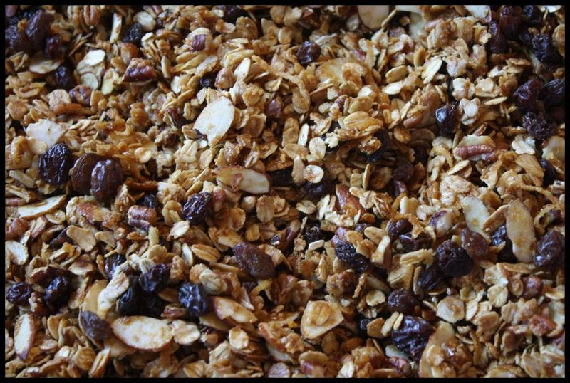 Alton Brown's Granola