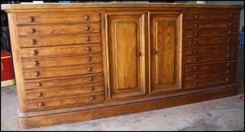 Credenza - Before