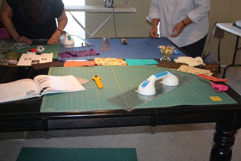 Quilt Camp Cutters