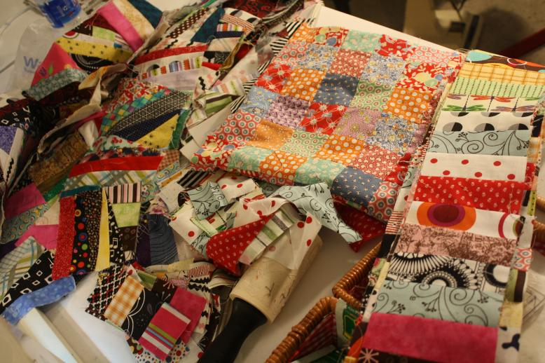 Quilt Camp - Foofie's Workdesk