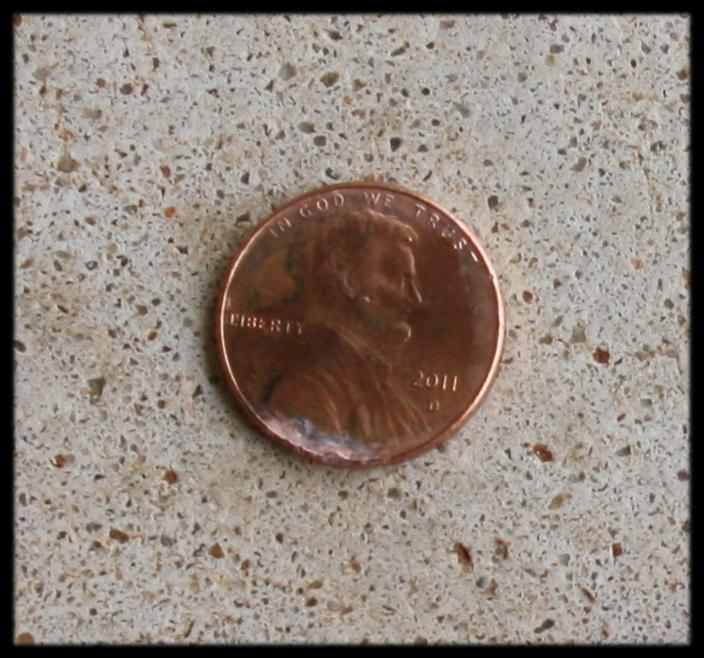Penny found while running april 26