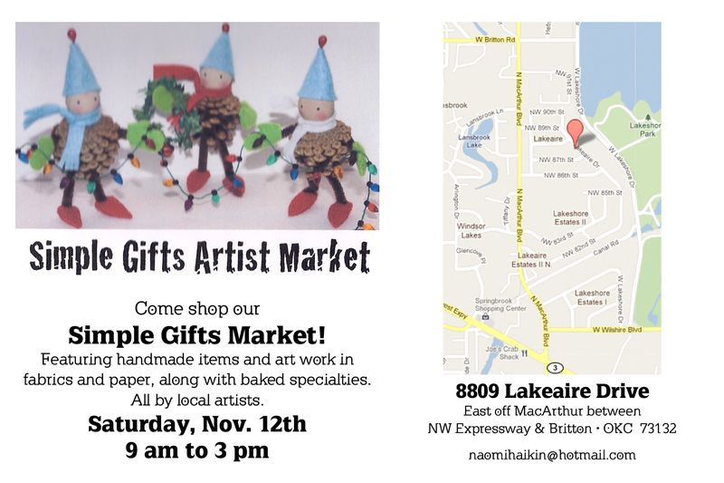 Artist market invite for fb