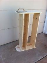 Building a toy shelf from 1x12s