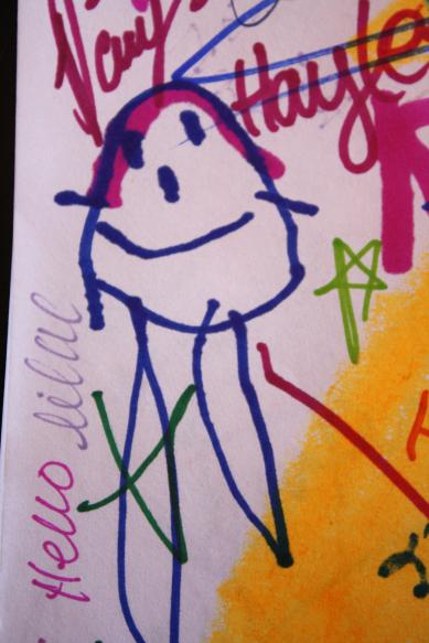 Odd Collections - Kid's Drawing - Person
