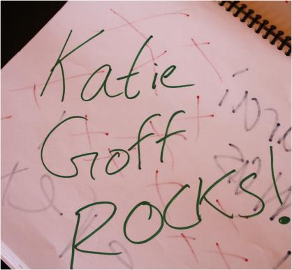 Odd Collections - Katie Goff rocks!