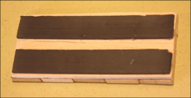 Scrabble tile diswasher magnet
