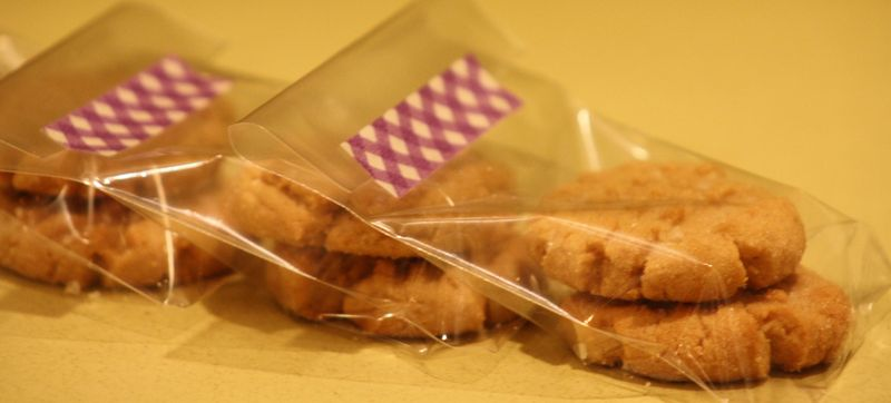 The Best Peanut Butter Cookies - Cry-stoppers