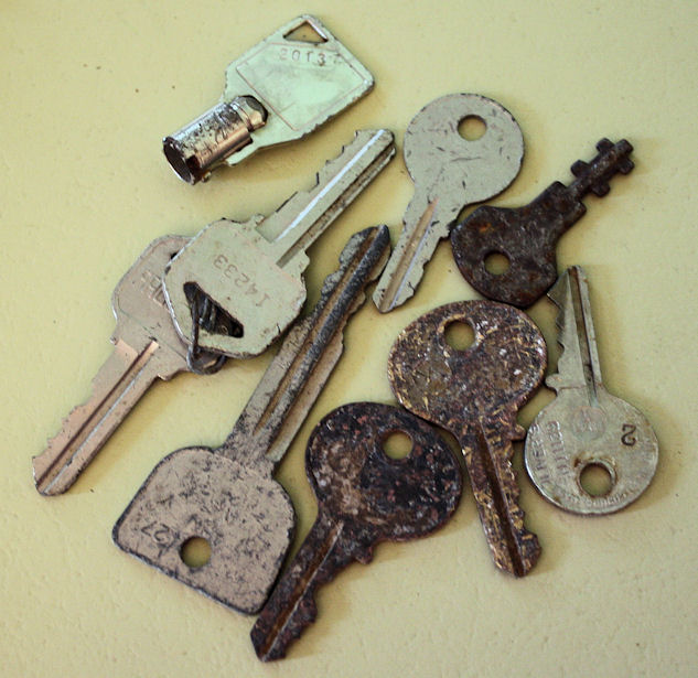 Keys from the streets