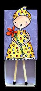 Matchbox Doll 8 Open