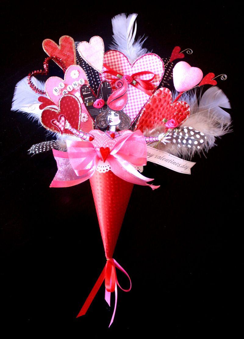 Valentine Cone Two