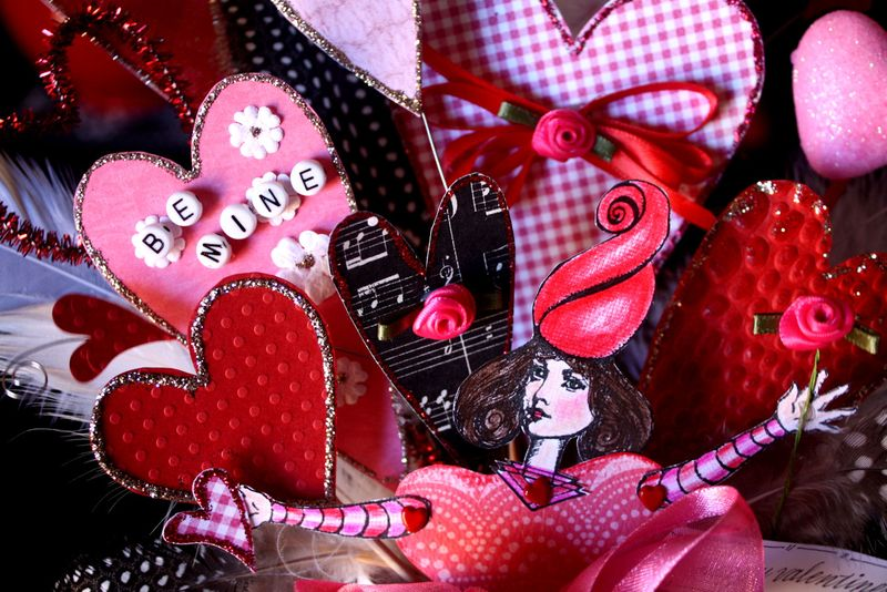 Valentine Cone Two Close-up
