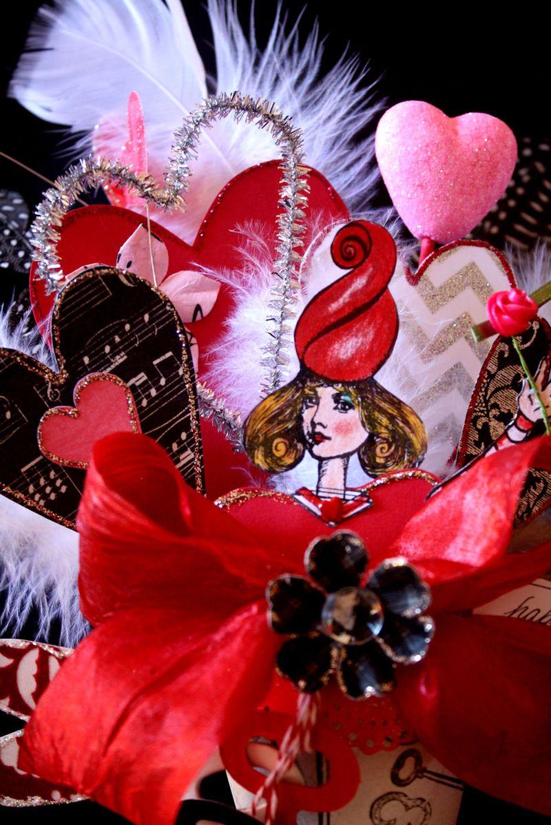Valentine Cone Three Close-up
