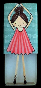 Matchbox Doll 4 Open