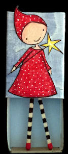 Matchbox Doll 7 Open
