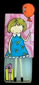Matchbox Doll 6 Open