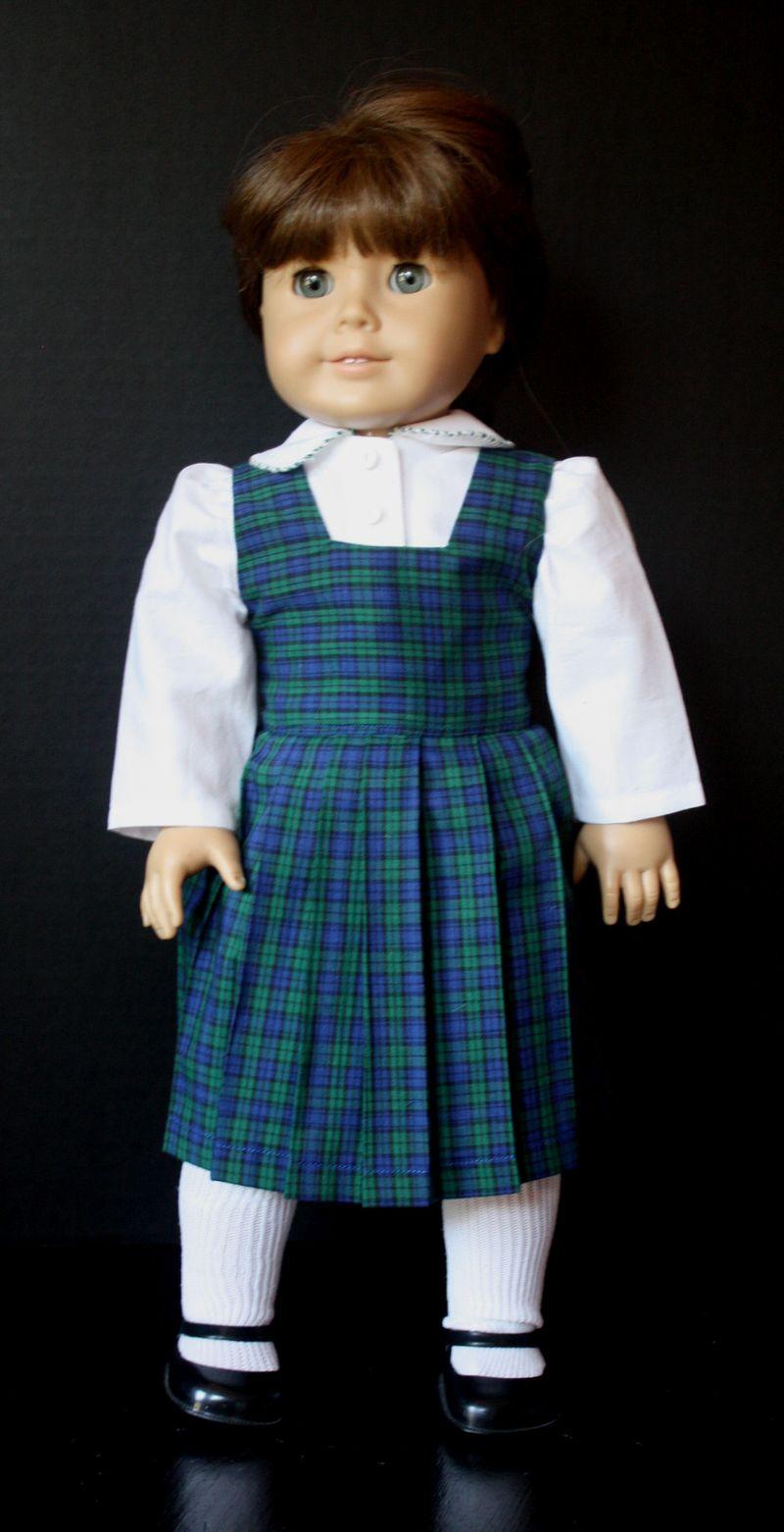 AG Doll Clothes School Uniform