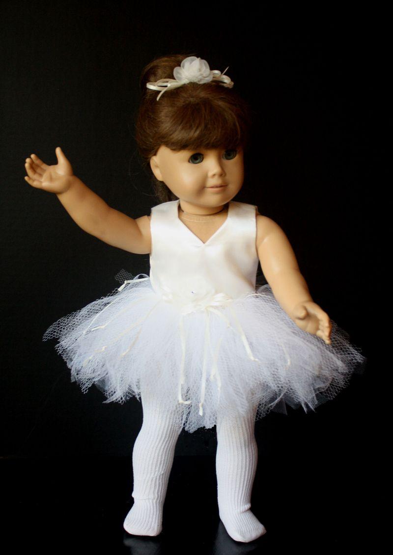 AG Doll Clothes Tutu