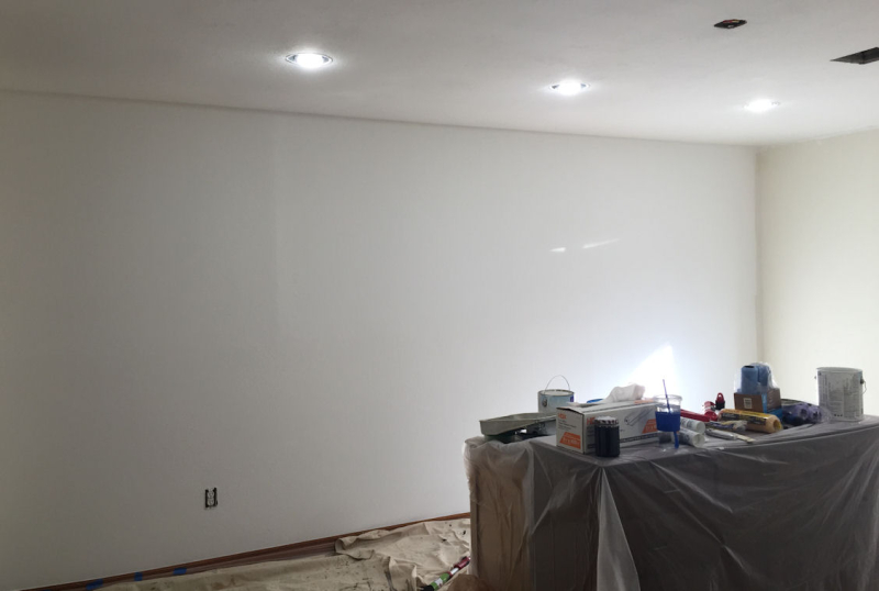 Graphic Wall Paint - Base Coat