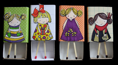 Matchbox Dolls Open