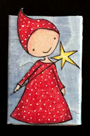 Matchbox Doll 7 Closed